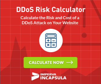 Incapsula DDos Calculator
