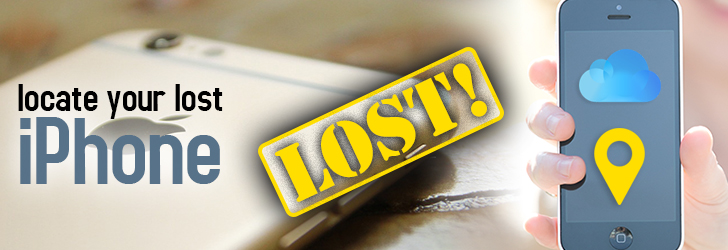 How to locate your lost iPhone?