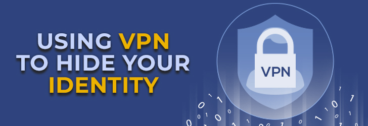 Hide IP Address via VPN