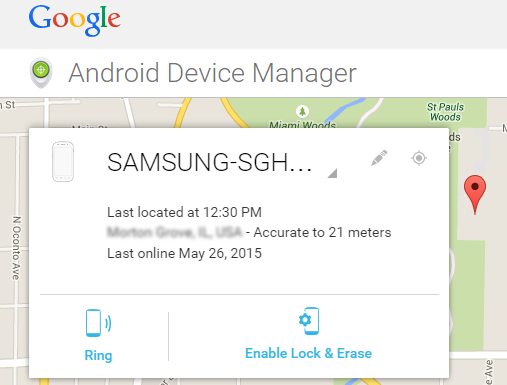How To Track Your Lost Android Smartphone